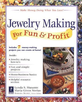 Jewelry Making For Fun  Amp  Profit  Make Money Doing