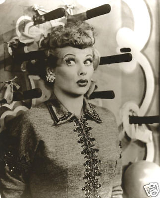 I Love Lucy Knife Throwing Scene Lucille Ball Lucy Making Classic Face TV Show