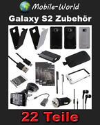 Samsung Galaxy S2 Zubehör Set