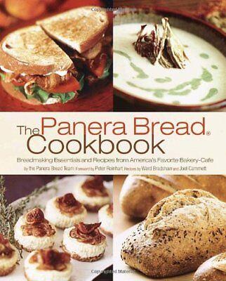 The Panera Bread Cookbook  Breadmaking Essentials