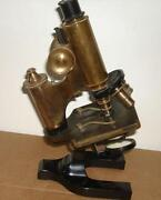 Antique Spencer Microscope
