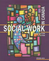 Text books Social Work in Canada and Natural History