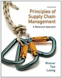 WANTED. MBA Supply chain management textbook