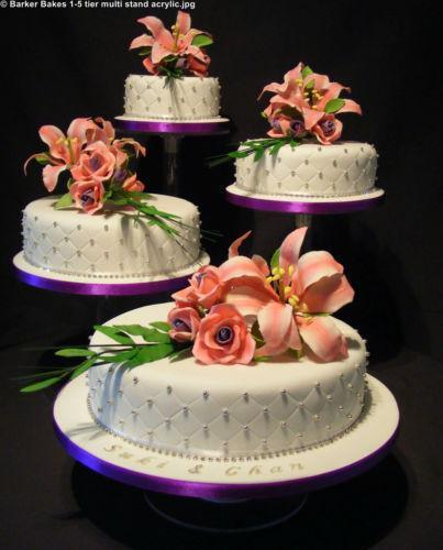 crystal wedding cake stand hire wedding cake stand hire ebay 13128