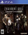 Sony PlayStation 4 Resident Evil Video Games