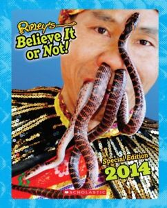Ripley's Special Edition 2014 (Ripley's Believe It Or Not Special Edition) By R