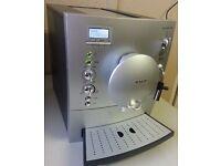 Siemens S60 Bean To Cup Coffee Machine.Very clean