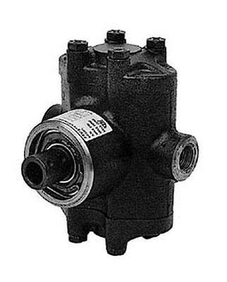 Hypro 5321c-h Small Twin Piston Pump - Hollow Shaft