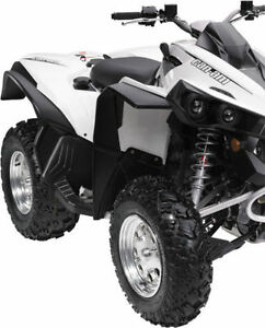 Can-Am-New-OEM-Fender-Mud-Guard-Protection-Kit-Renegade-Mudguard-Flair-Extension