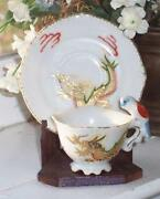 Chinese Cup Saucer