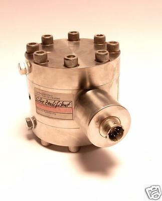 Sensotec A-5/882 Pressure Transducer Druckaufnehmer Differenz Druckmesser