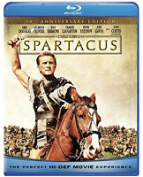 SPARTACUS (50th Anniversary Edition on Bluray)