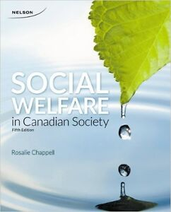 Social Welfare in Canadian Society-Fifth Edition Cambridge Kitchener Area image 1
