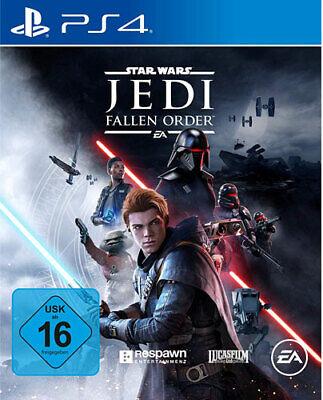 Star Wars Jedi The Fallen Order (PS4) (NEU - Stars Wars Jedi
