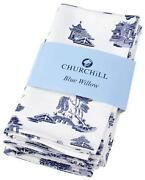 Blue Willow Napkins