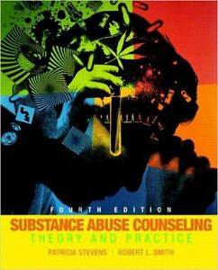 substance abuse counseling theory and practice 4e