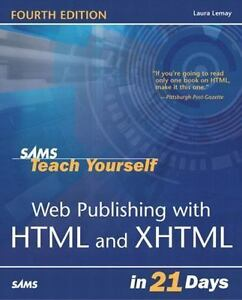 Sams Teach Yourself... in 21 Days: Web Publishing with HTML and