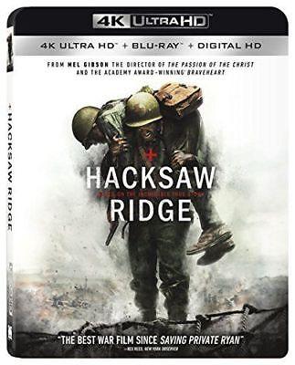 Hacksaw Ridge 4K Blu ray + Blu ray + Digital HD 2017 Great War Movie ~ NEW, used for sale  Thousand Oaks