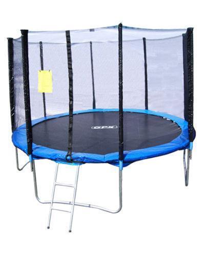 Trampoline Safety Pad Heavy Duty Waterproof 10ft 12ft 14ft: Trampoline Net