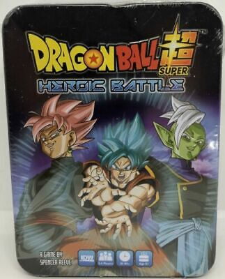 NEW and SEALED Dragon Ball Super Heroic Battle