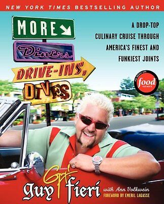 More Diners  Drive Ins And Dives  A Drop Top Culinary Cruise Through Americas F