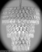 Pottery Barn Teen Chandelier