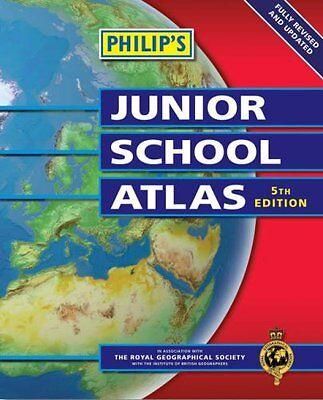 Philip's Junior School Atlas. 9780540088911