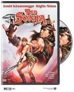 Red Sonja DVD