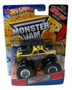 Monster Jam Black Stallion