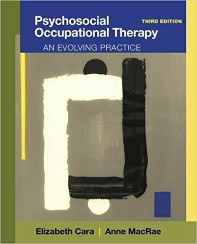 Купить Psychosocial Occupational Therapy 3e Global Edition