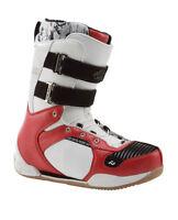 Ride Strapper Keeper White With Red Men's Boots Scarponi Da Snowboard Uomo - boots - ebay.it