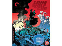 Lone Wolf and Cub [The Criterion Collection] [Blu-ray] Sealed