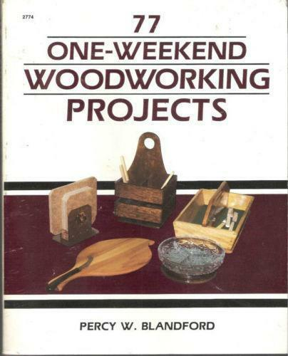 Weekend woodworking projects ebay for Project weekend