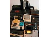 Wanted any old consoles and games