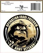Operation Iraqi Freedom Sticker
