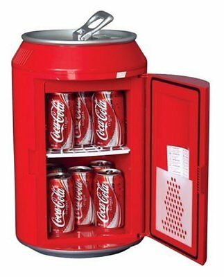 KOOLATRON CC10 The Koolatron Coca-cola Can Fridge, Can Coole