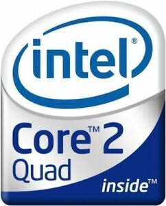 4 core CPU - Intel® Core™2 Quad Processor Q9650 @ 3.00 GHz