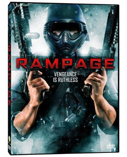 Rampage [DVD] NEW!