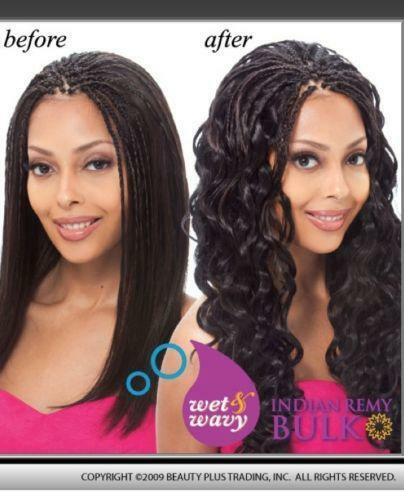braids with human hair styles 100 human braiding hair ebay 6004