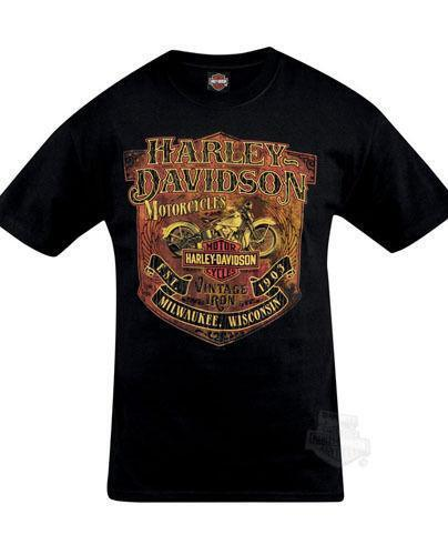 Ebay Harley Davidson Clothing Used