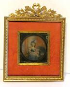 Antique Bronze Frame