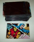 Marvel Universe Cards