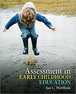 Assessment in Early Childhood Education (6th Ed)