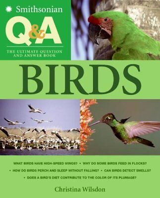 Smithsonian Q & A: Birds: The Ultimate Question an