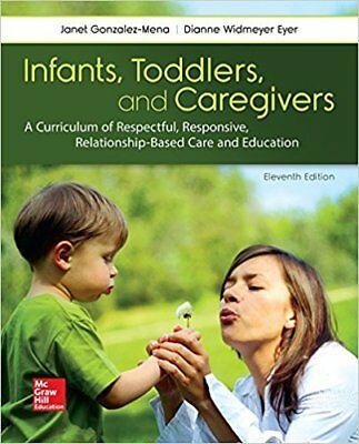 Infants Toddlers and Caregivers 11e Global Edition