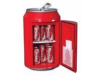 REDUCED - Coca Cola Mini Fridge