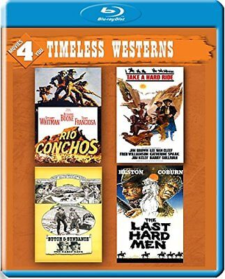 Movies 4 You: Timeless Westerns [Blu-ray] NEW!