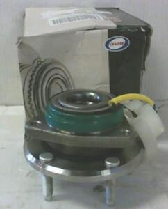 2009 10 11 12 Corvette rear wheel hub assembly bearings set (2)