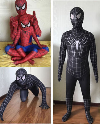 - Neues Spiderman Kostüm
