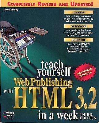 Руководство Laura Lemay/Teach yourself Web Publishing